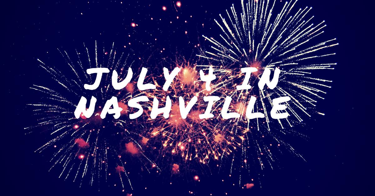 july 4 in nashville